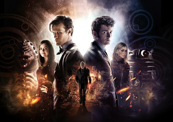 Doctor Who: The Day of the Doctor – TV Review