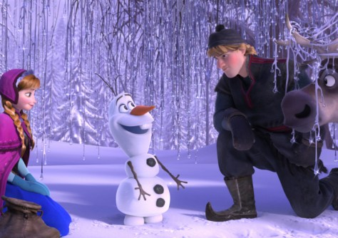 Frozen Anna_Olaf_Kristoff_Sven-728x513