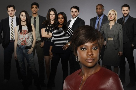 how to get away -cast