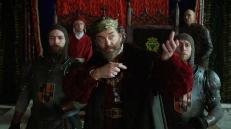 Galavant-King