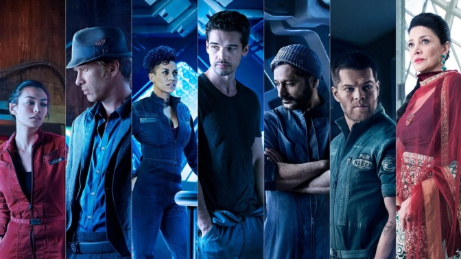 The Expanse – TV Preview