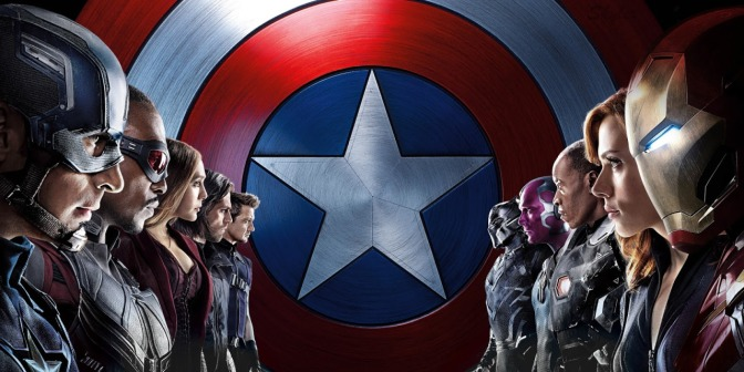 Captain America: Civil War – Movie Review