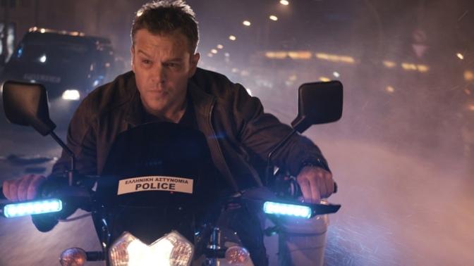 Jason Bourne – Movie Review