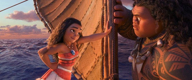 Moana – Movie review