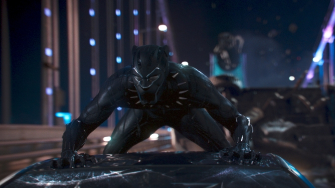 Black Panther – Movie Review